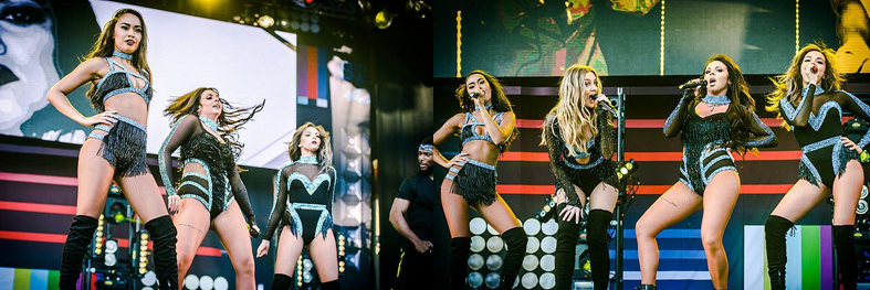 Get Weird Tour: Concerts in Europe