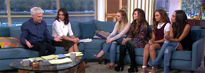 Little Mix Talk Clothes Controversy, Honey G And Shout Out To My Ex on This Morning