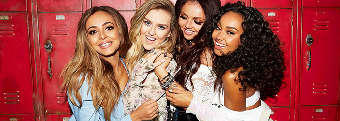 Message from Little Mix: X Factor performance