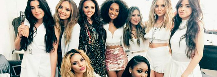 Fifth Harmony would 'love' to work with Little Mix
