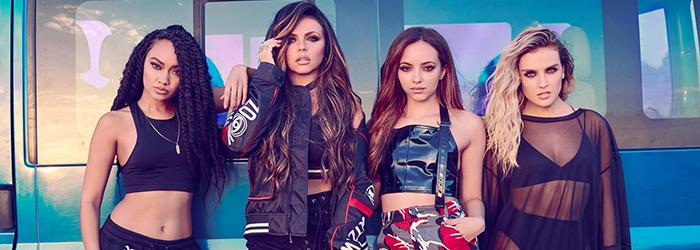 Little Mix on MTV Livestream (16.12)