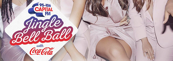 Little Mix will be performing at Jingle Bell Ball!