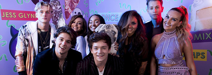 The Vamps are supporting Little Mix in Europe