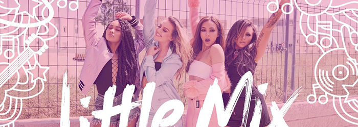 Little Mix will be at #WirralLive!
