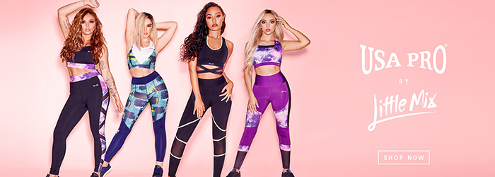 USA Pro Uk by Little Mix is now available!