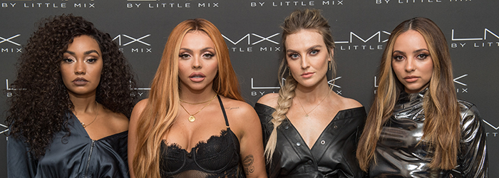 'LMX by Little Mix' Cosmetics Range Launch Event | Q&A with Little Mix!