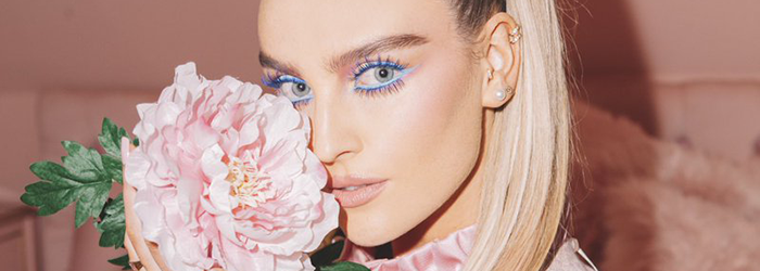 INTERVIEW: Little Mix star Perrie Edwards talks new music, panic attacks and knitting