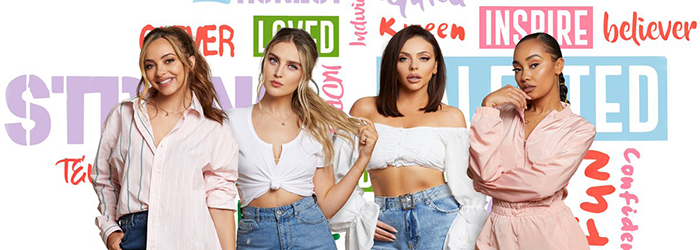 Simple and Little Mix #ChooseKindness