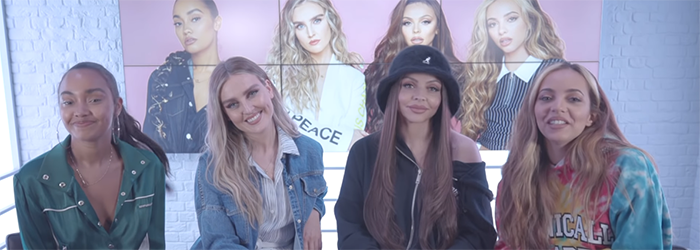 [VIDEO] Little Mix playing 'Never Mind The Lyrics'
