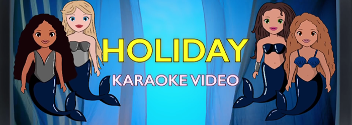 Little Mix – Holiday (Lyric Karaoke Video)